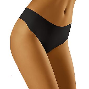 Wolbar Elcanta Seamless Black Thong