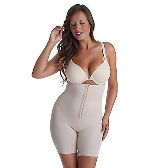 Θαύμα 2726-1-020 γυναικών ' s γυμνό σταθερό/μεσαίο έλεγχο αδυνατίσματος διαμόρφωση υψηλή μέση μακρύ πόδι σύντομο