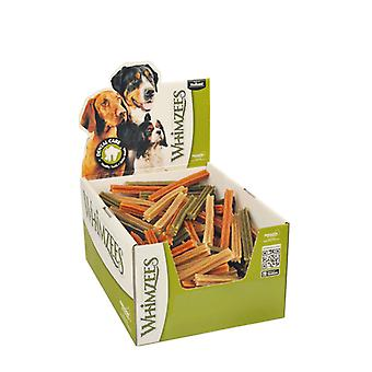 Whimzees Natural Dental Sticks Chew Dog Treats Stix, X Large Box Of 30