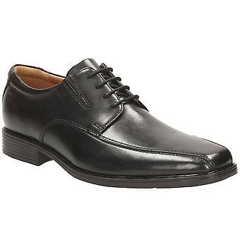 Clarks Tilden Walk Miesten leveä pitsi-up Derby kengät