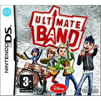 Ultimate Band (Nintendo DS) - Neu