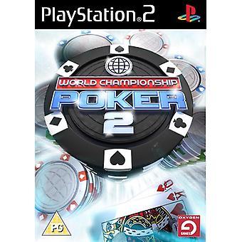 World Championship Poker 2 (PS2) - Neue Fabrik versiegelt