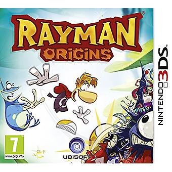 Rayman Origins (Nintendo 3DS) - New