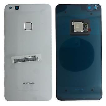 Huawei batteri dekke batteri dekke batteri dekker hvit for P10 Lite / 02351FXA reparasjon nye
