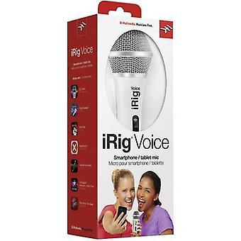IK Multimedia iRig Voice Handheld Microphone (wokal) Transfer typu:Corded