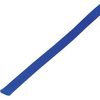 Conrad componenti 1243822 CBBOX2028-BL intrecciato tubo blu PET 20 fino a 28 mm 5 m