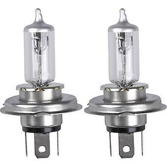 Unitec Halogen bulb Xenon Mega White H4 60/55 W 12 V