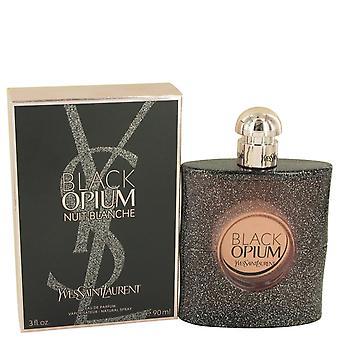 Yves Saint Laurent musta oopiumin Nuit Blanche Eau de Parfum 90ml EDP Spray