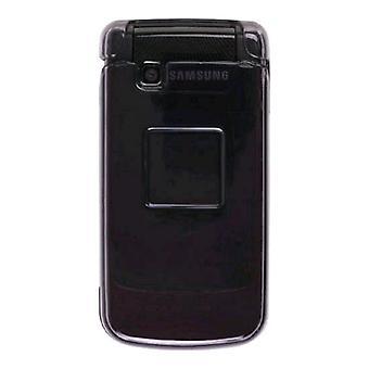 Draadloze oplossingen Snap-On Case voor Samsung MyShot II SCH-R460 - rook