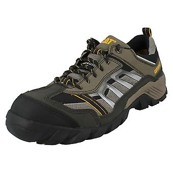 Mens Catepillar Steel Toe chaussures Formation S1P CT