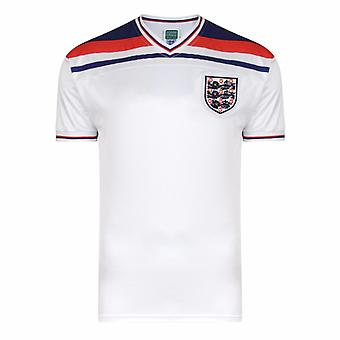 England FA Mens offizielle 1982 World Cup-Finale-t-Shirt