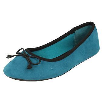 Meisjes plek op Ballerina schoenen / Trim buigen