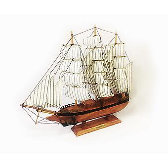 Segelbåt, 48x43x9 cm segel11