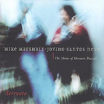 Jovino Neto Santos Quinteto - Serenata [CD] USA importeren