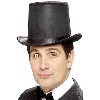 Stovepipe Topper Hat, One Size