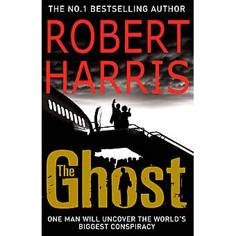 The Ghost by Robert Harris - 9780099527497 Book
