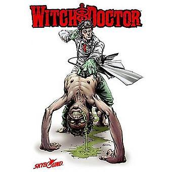 Witch Doctor - Volume 1 by Lukas Ketner - Brandon Seifert - 9781607064