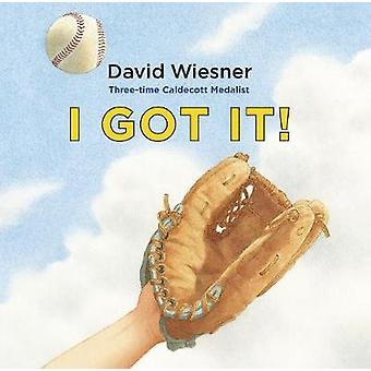 I Got It! by David Wiesner - 9781783447428 Book