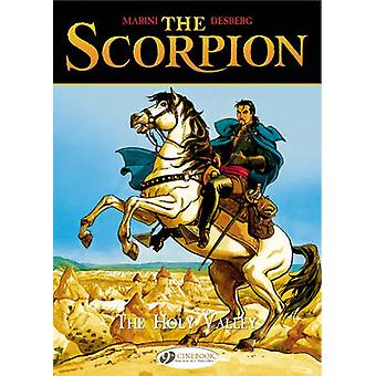 Scorpion - v. 3 - Holly dalen av Stephen Desberg - Enrico Marini-