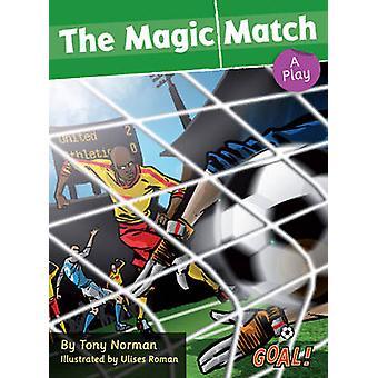 De magische Match - niveau 5 door Tony Norman - 9781841678764 boek