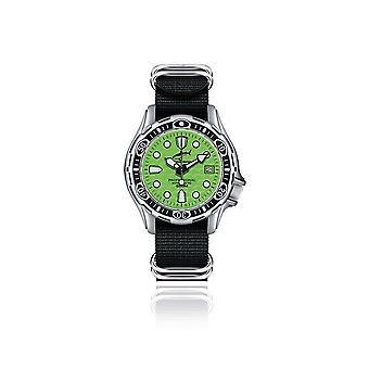 CHRIS BENZ - Diver Watch - DEEP 500M AUTOMATIC - CB-500A-G-NBS