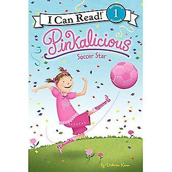 Pinkalicious: Stella del calcio (io posso leggere libro 1) (posso leggere Pinkalicious - livello 1