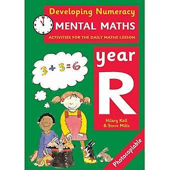 Rozwijanie liczenia: Matematyka psychiczne roku R: działań dla codziennych lekcji matematyki (Developings)