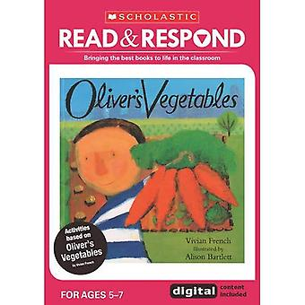 Oliver's Vegetables (Read & Respond)