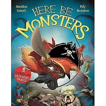 Hier zijn Monsters
