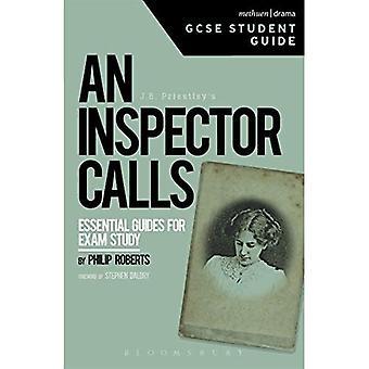 Ein Prüfer ruft GCSE Studienführer (GCSE Studienführer)
