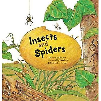 Insects and Spiders (Science Storybooks)