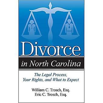 Scheidung in North Carolina