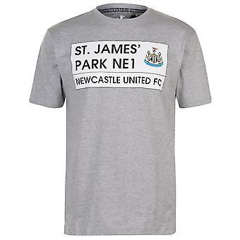 Team Mens St James T Shirt