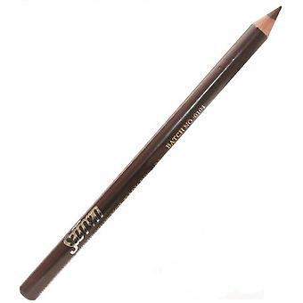Saffron Waterproof Eyebrow Pencil ~ Dark Brown
