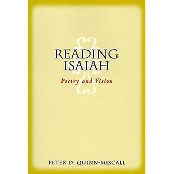Lezing Jesaja poëzie en visie door Quinn & Peter D.
