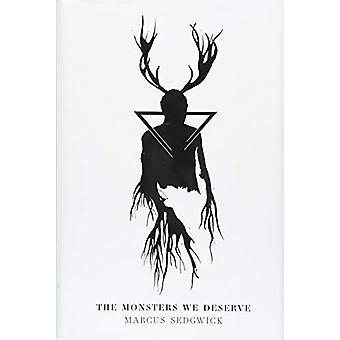 Die Monster haben wir verdient von den Monstern, die wir verdienen - 9781788542302 Bo
