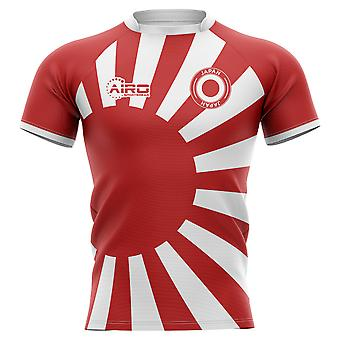 Maillot de rugby Japan Flag Concept 2019-2020 - Kids (Long Sleeve)