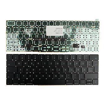Apple MacBook Pro A1707 Backlit Version (Without Backlit Board) Black German Layout Replacement Laptop Keyboard