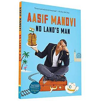 No Land's Man by Aasif Mandvi - 9781452145327 Book