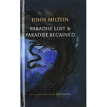 Paradise Lost & Paradise Regained by John Milton - Christopher Ricks