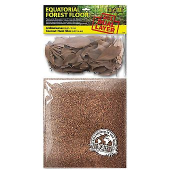 Exo Terra Equatorial Forest Floor Dual Layer Large