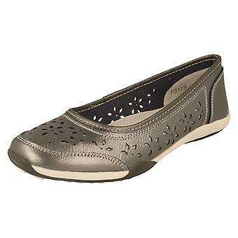 Dames tot aarde Casual platte schoenen F3119