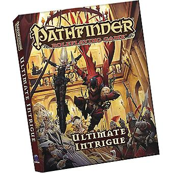 Pathfinder Roleplaying Game Ultimate Intrigue Pocket Edition Book