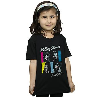 Rolling Stones Girls Some Girls Geometry T-Shirt