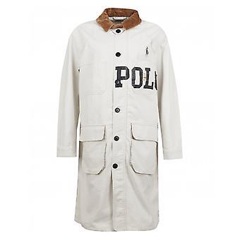 Polo Ralph Lauren Elry Long barn logo jakke