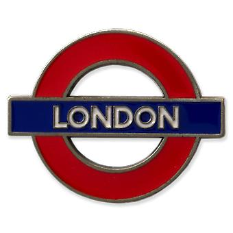 Tfl™3006 licensed london roundel™ metal fridge magnet