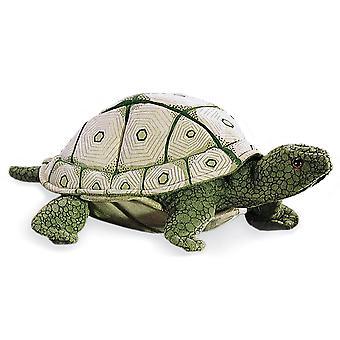 Hand puppet-Folkmanis-Tortoise nieuwe dieren zachte pop pluche speelgoed 2181