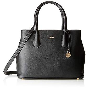 L.Believe Yvonne - Black Women's shoulder bags 14x25x33 cm (B x H T)