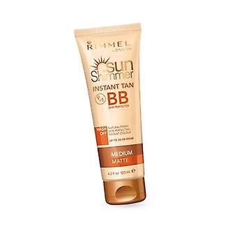 Rimmel Sun Shimmer Instant Tan BB Skin Perfector