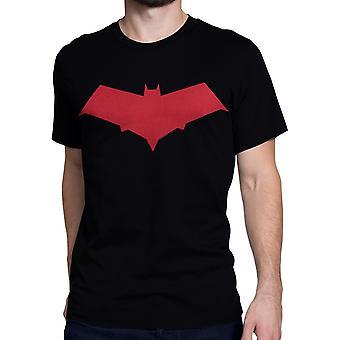 Rote Kapuze Symbol Jason Todd T-Shirt